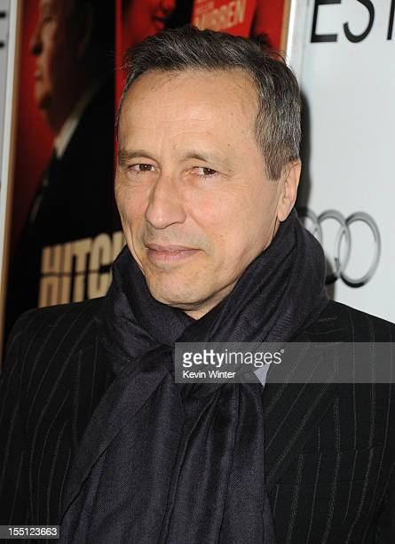 Actor Michael Wincott arrives at the premiere of 'Hitchcock' during AFI Fest 2012 presented by Audi at Grauman's Chinese Theatre on November 1 2012...