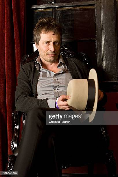 Actor Michael Wincott attends the launch party for the new Sorum Noce Collection on March 26 2009 in West Hollywood California