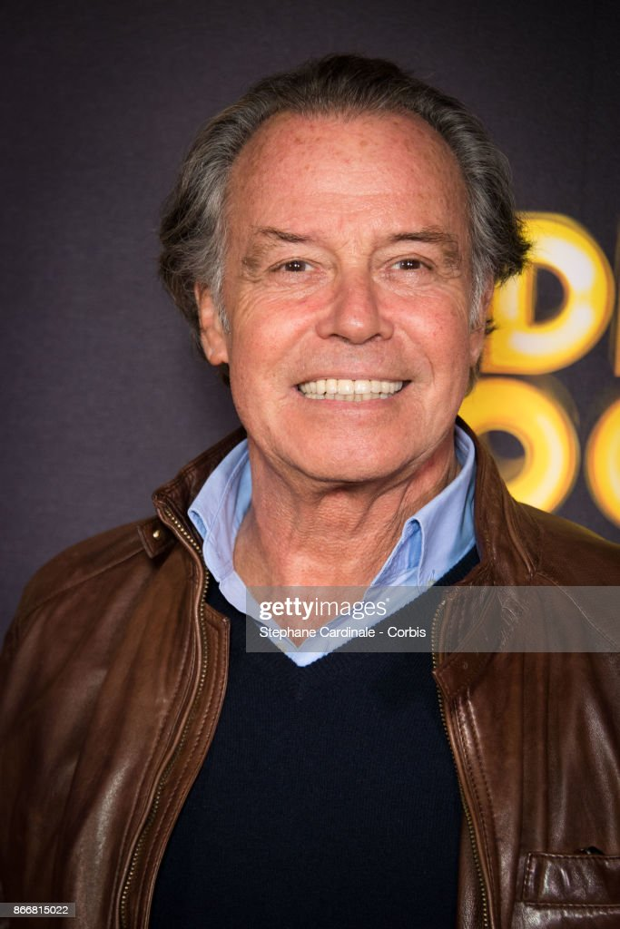 Actor Michel Leeb attends the 'Daddy Cool' Paris Premiere at UGC Cine Cite Bercy on October 26, 2017 in Paris, France.