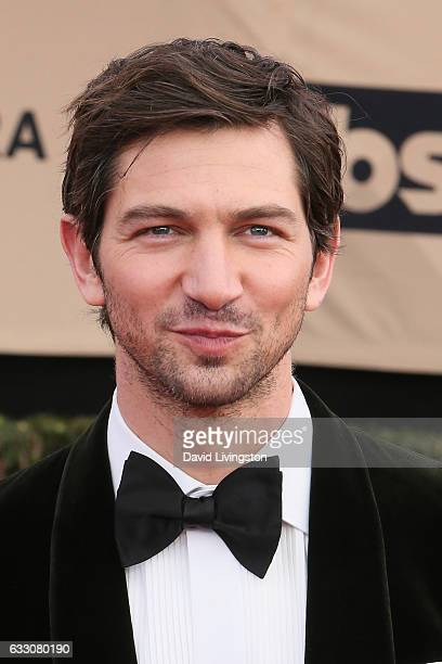 Actor Michiel Huisman attends the 23rd Annual Screen Actors Guild Awards at The Shrine Expo Hall on January 29 2017 in Los Angeles California