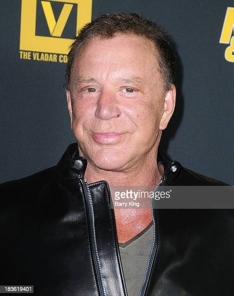 Mickey Rourke Actor St...