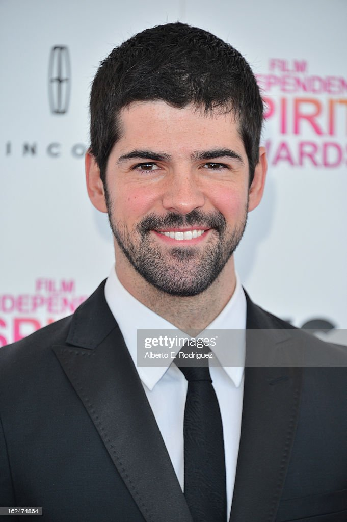 Actor Miguel Angel Munoz attends the 2013 Film Independent Spirit Awards at Santa Monica Beach on February 23, 2013 in Santa Monica, California.
