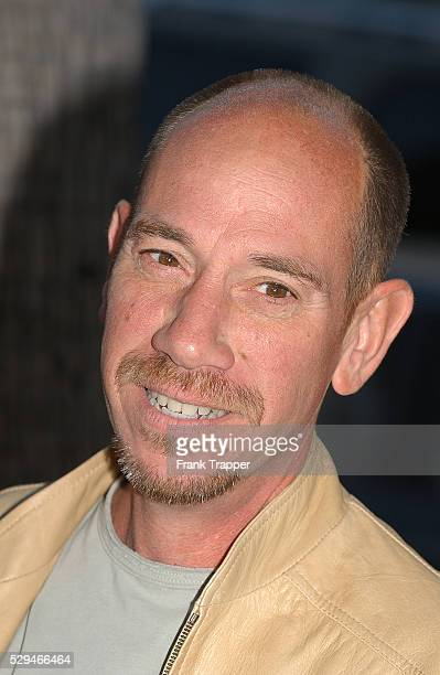 Actor Miguel Ferrer arrives at the premiere of 'The Manchurian Candidate' in Los Angeles