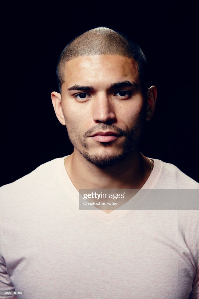 Actor <a gi-track='captionPersonalityLinkClicked' href=/galleries/search?phrase=Miguel+Gomez+-+Actor&family=editorial&specificpeople=14849082 ng-click='$event.stopPropagation()'>Miguel Gomez</a> poses for a portrait session at the summer Television Critics Association for the FX network on July 21, 2014 in Beverly Hills, California.