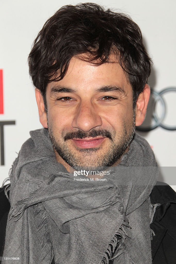 Actor Miguel Rodarte arrives at the 'Miss Bala' Centerpiece Gala during AFI FEST 2011 presented by Audi at the Egyptian Theatre on November 4, 2011 in Hollywood, California.