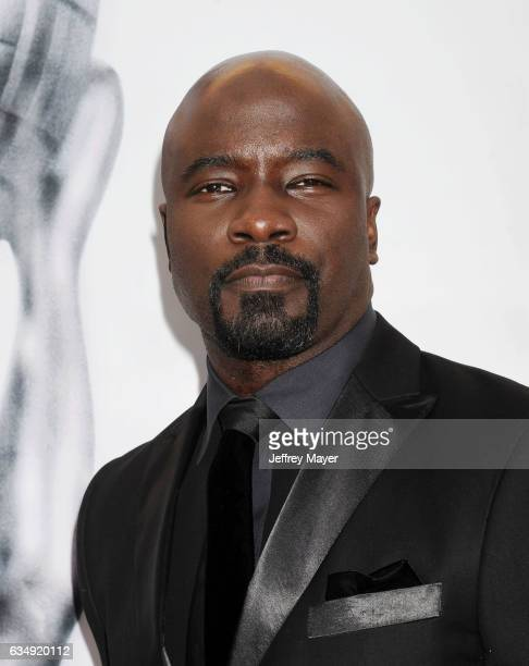 Actor Mike Colter arrives at the 48th NAACP Image Awards at Pasadena Civic Auditorium on February 11 2017 in Pasadena California