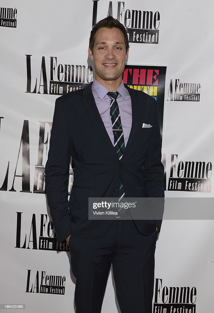 Actor Mike Duff attends 'The Truth About You' - Los Angeles Premiere at Regal 14 at LA Live Downtown on October 19, 2013 in Los Angeles, California.