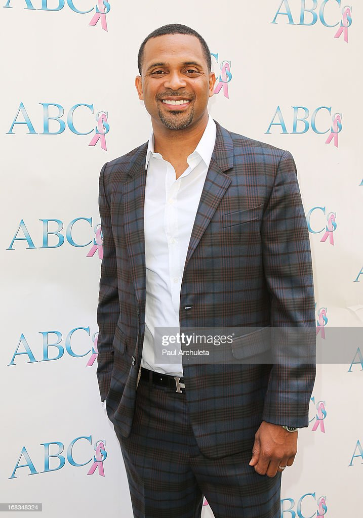 Actor <a gi-track='captionPersonalityLinkClicked' href=/galleries/search?phrase=Mike+Epps&family=editorial&specificpeople=2137559 ng-click='$event.stopPropagation()'>Mike Epps</a> attends ABC's Mother's Day luncheon at the Four Seasons Hotel Los Angeles at Beverly Hills on May 8, 2013 in Beverly Hills, California.