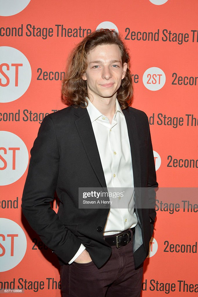 Actor Mike Faist attends 'Dear Evan Hansen' opening night after party at John's Pizzeria on May 1, 2016 in New York City.