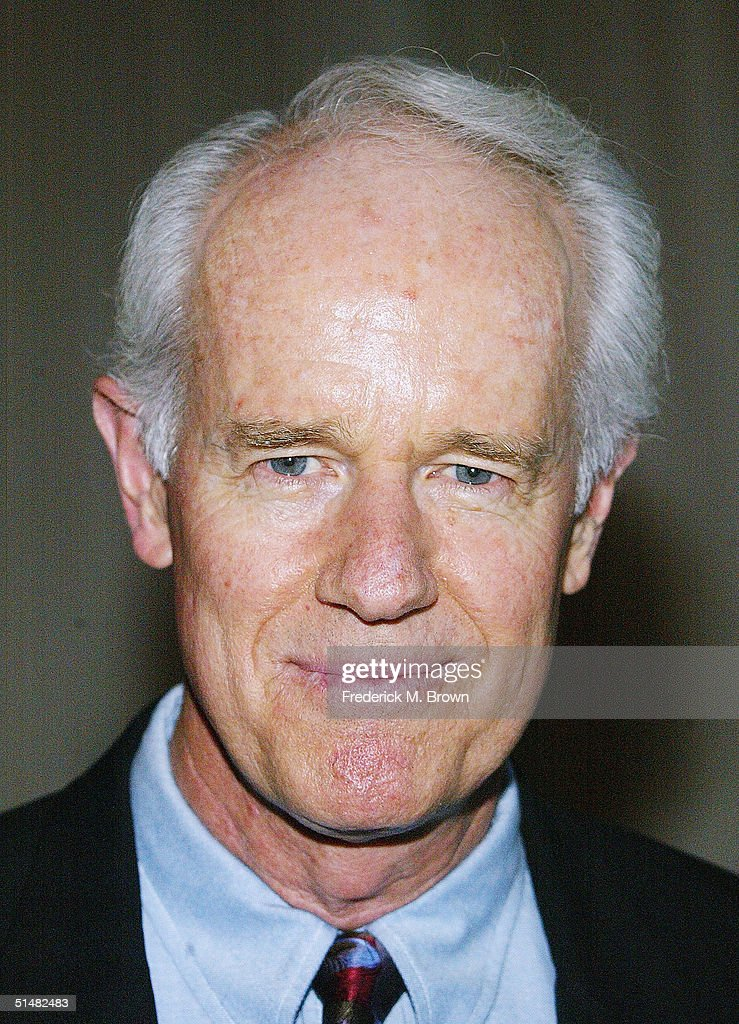 Actor Mike Farrell attends the Seventh Annual Awards Dinner 63rd Birthday Celebration for Reverend Jesse L. Jackson, Sr.at the Beverly Hilton Hotel on October 14, 2004 in Beverly Hills, California. The event was sponsored by the Rainbow/Push and the Citizenship Education Fund.