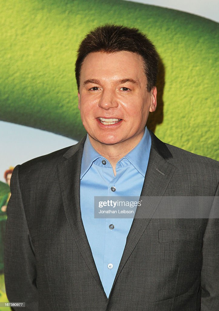 Actor Mike Myers attends screening of 'Shrek' at Target Presents AFI's Night at the Movies at ArcLight Cinemas on April 24, 2013 in Hollywood, California.