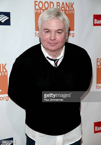 Actor Mike Myers attends the 2016 Food Bank For New York CanDo Awards Dinner at Cipriani Wall Street on April 20 2016 in New York City