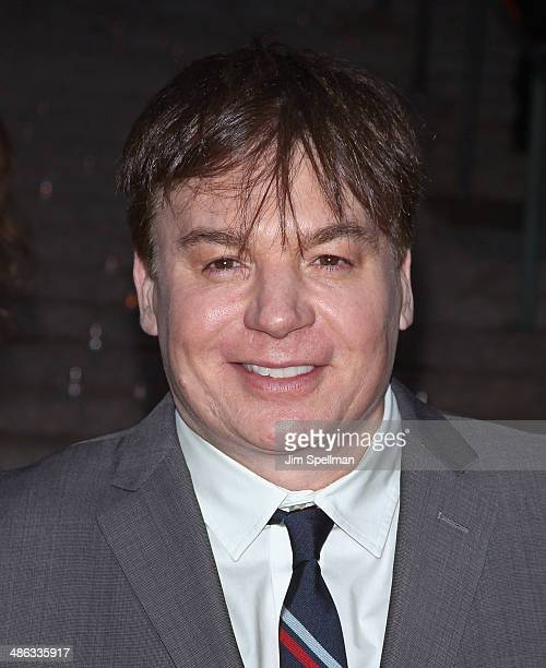 Actor Mike Myers attends the Vanity Fair Party during the 2014 Tribeca Film Festival at The State Supreme Courthouse on April 23 2014 in New York City