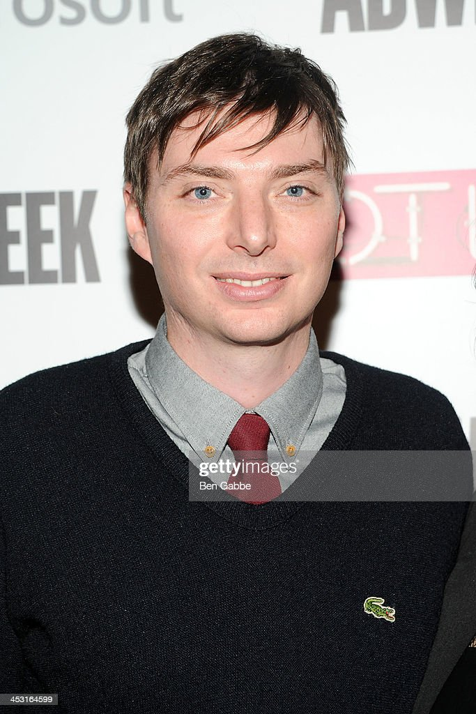 Actor Mike O'Brien attends the 2013 Adweek Hot List gala at Capitale on December 2, 2013 in New York City.