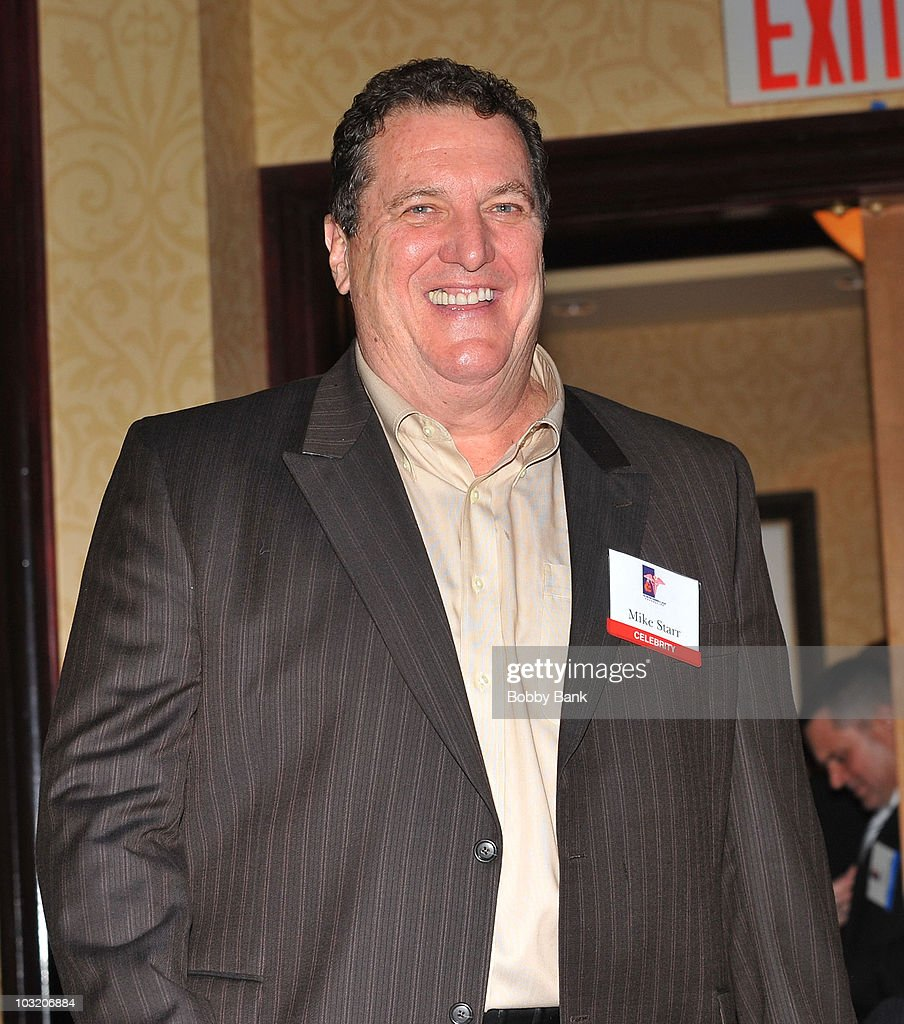 Actor Mike Starr attends the 13th Annual 'Teddy Dinner' for the Dr. Theodore A Atlas Foundation at Hilton Garden Inn on November 19, 2009 in the borough of Staten Island in New York City.
