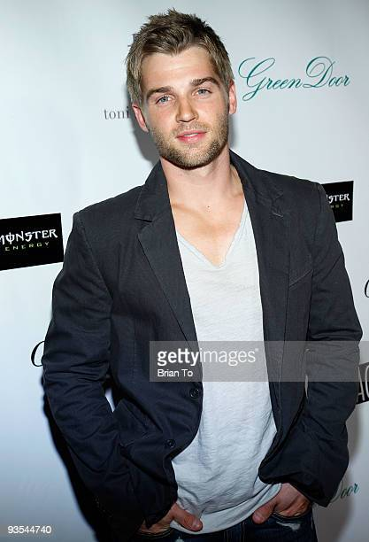 Actor Mike Vogel attends 'Across The Hall' Los Angeles Premiere at Laemmle's Music Hall 3 on December 1 2009 in Beverly Hills California