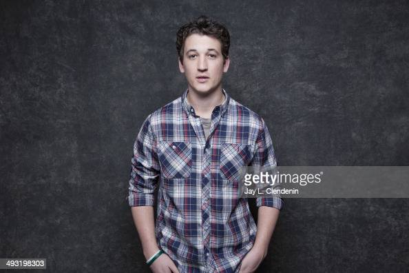 Actor Miles Teller is photographed for Los Angeles Times on January 18 2014 in Park City Utah PUBLISHED IMAGE CREDIT MUST READ Jay L Clendenin/Los...