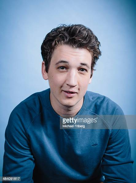 Actor Miles Teller is photographed for Variety on January 18 2014 in Park City Utah