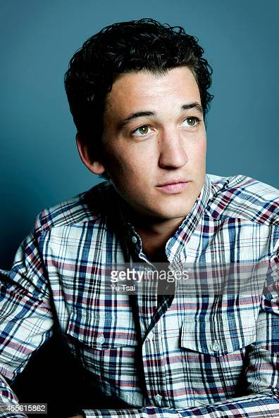 Actor Miles Teller is photographed for Variety on September 6 2014 in Toronto Ontario