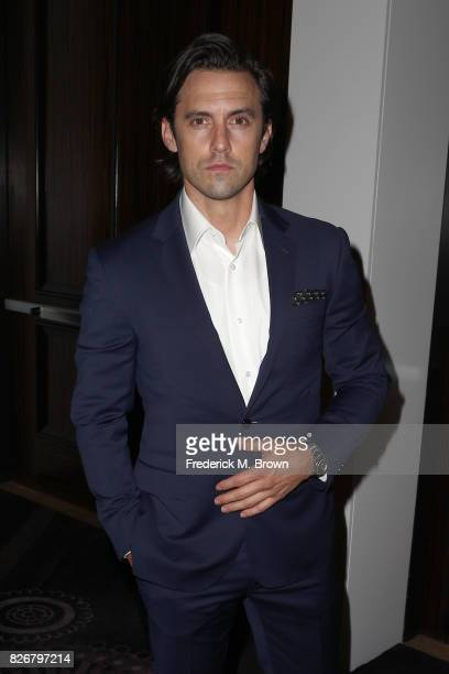 Actor Milo Ventimiglia at the 33rd Annual Television Critics Association Awards during the 2017 Summer TCA Tour at The Beverly Hilton Hotel on August...