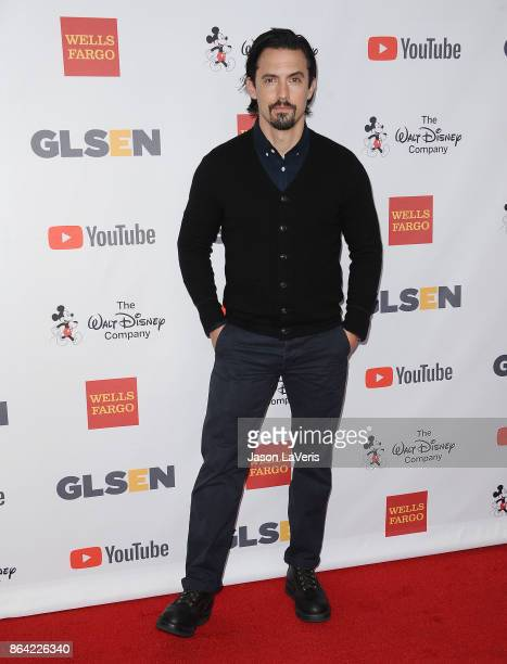 Actor Milo Ventimiglia attends the 2017 GLSEN Respect Awards at the Beverly Wilshire Four Seasons Hotel on October 20 2017 in Beverly Hills California