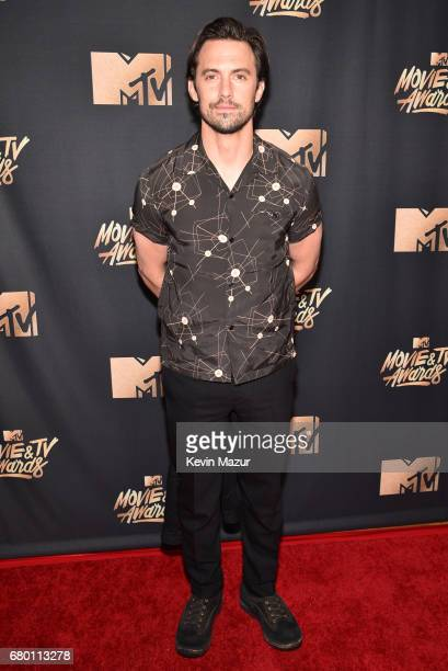 Actor Milo Ventimiglia attends the 2017 MTV Movie And TV Awards at The Shrine Auditorium on May 7 2017 in Los Angeles California