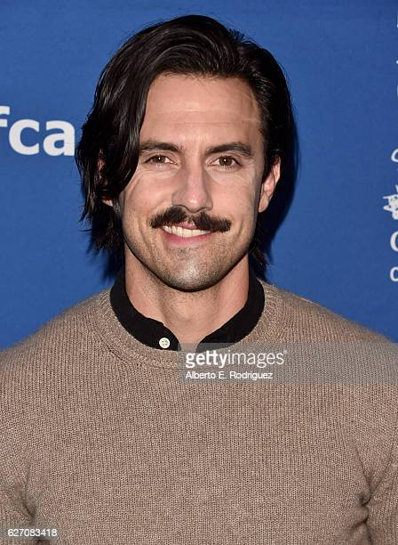 Actor Milo Ventimiglia attends the 26th Annual Beat The Odds Awards hosted by Children's Defense Fund California at Regent Beverly Wilshire Hotel on...