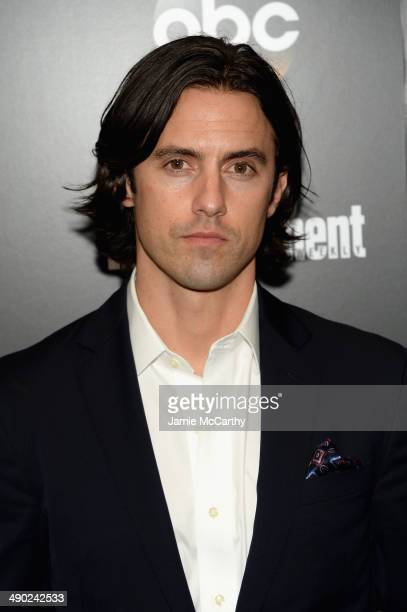 Actor Milo Ventimiglia attends the Entertainment Weekly ABC Upfronts Party at Toro on May 13 2014 in New York City