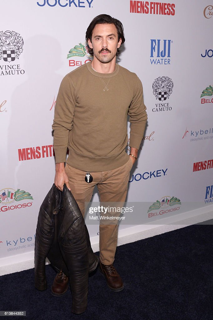 Men's Fitness Game Changers Celebration - Arrivals