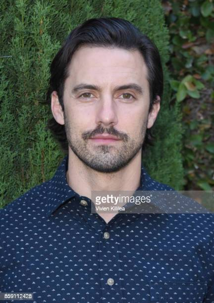 Actor Milo Ventimiglia attends The Rape Foundation's Annual Brunch on October 8 2017 in Beverly Hills California