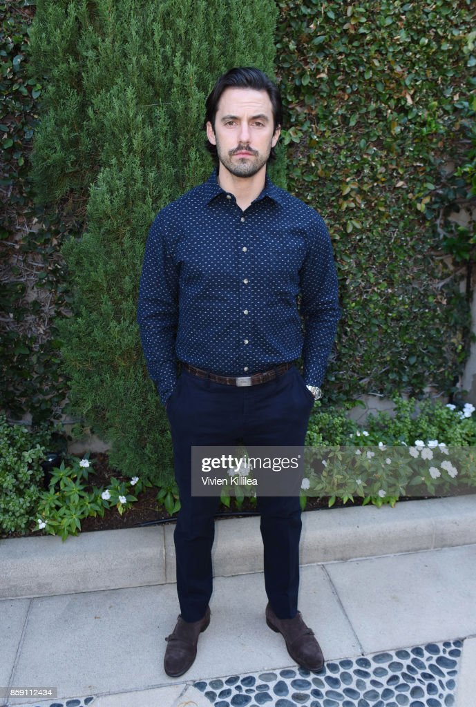 Actor Milo Ventimiglia attends The Rape Foundation's Annual Brunch on October 8, 2017 in Beverly Hills, California