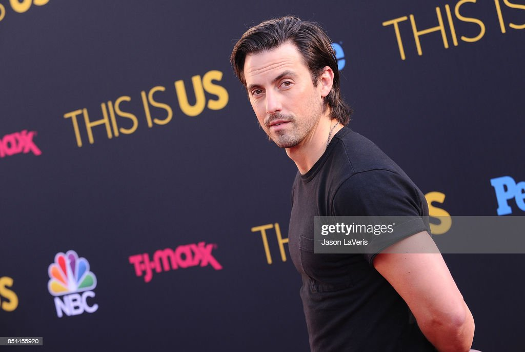 Actor Milo Ventimiglia attends the season 2 premiere of 'This Is Us' at NeueHouse Hollywood on September 26, 2017 in Los Angeles, California.