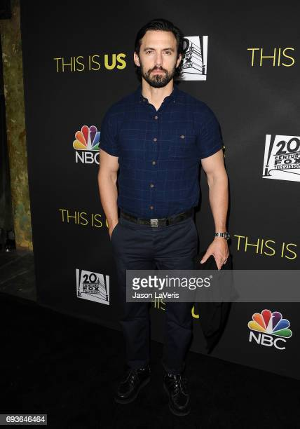 Actor Milo Ventimiglia attends the 'This Is Us' FYC screening and panel at The Cinerama Dome on June 7 2017 in Los Angeles California