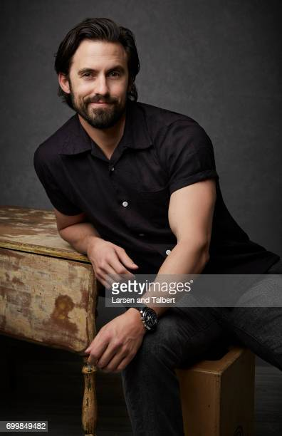 Actor Milo Ventimiglia from NBC's 'This is Us' is photographed for Entertainment Weekly Magazine on June 10 2017 in Austin Texas