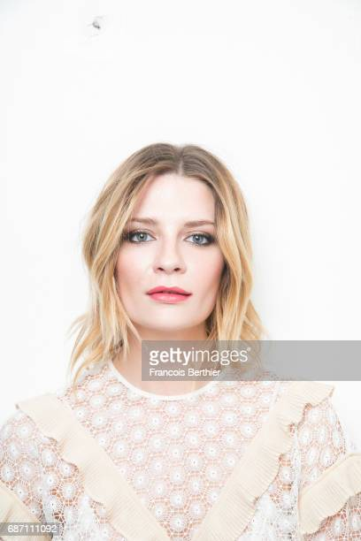 Actor Mischa Barton is photographed on May 21 2017 in Cannes France