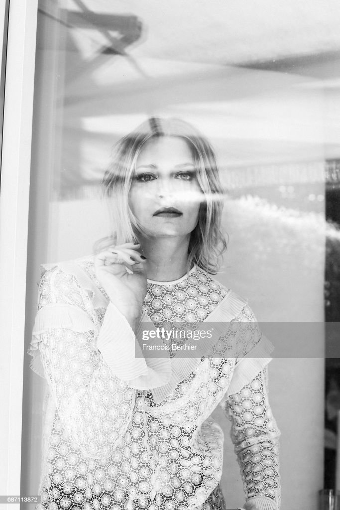 Actor Mischa Barton is photographed on May 21, 2017 in Cannes, France.