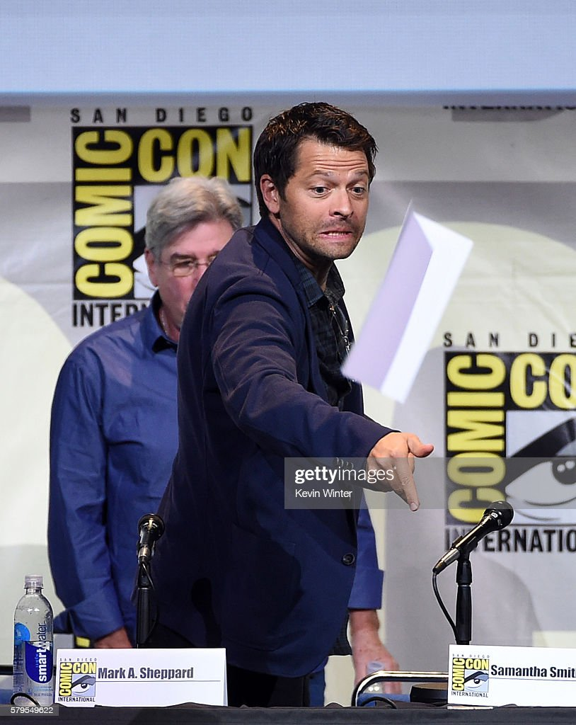 "Comic-Con International 2016 - ""Supernatural"" Special Video Presentation And Q&A"