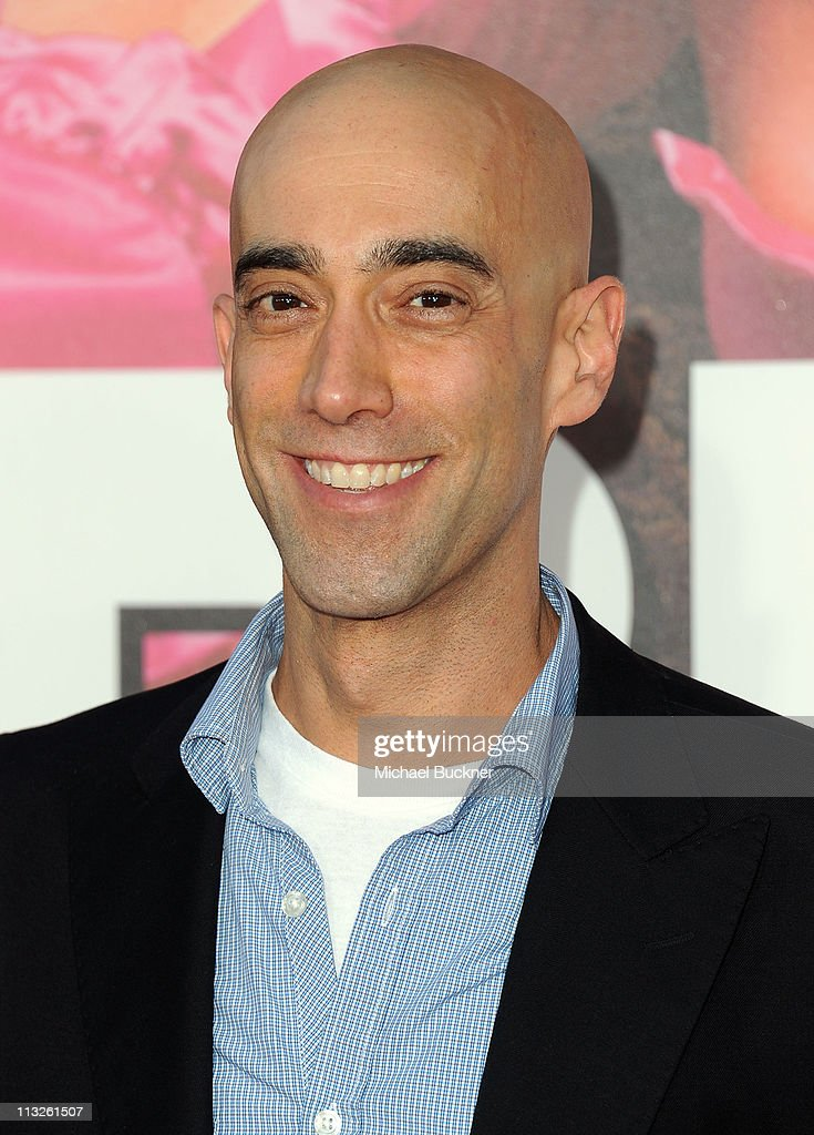 Actor Mitch Silpa arrives at the Premiere of Universal Pictures' 'Bridesmaids' at the Mann Village Theatre on April 28, 2011 in Westwood, California.
