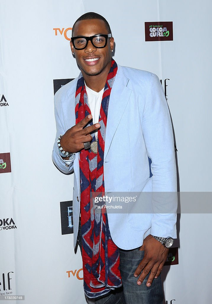 Actor / Model L.L. Burrell attends TV One's new series 'R&B Divas LA' launch party at The London Hotel on July 9, 2013 in West Hollywood, California.