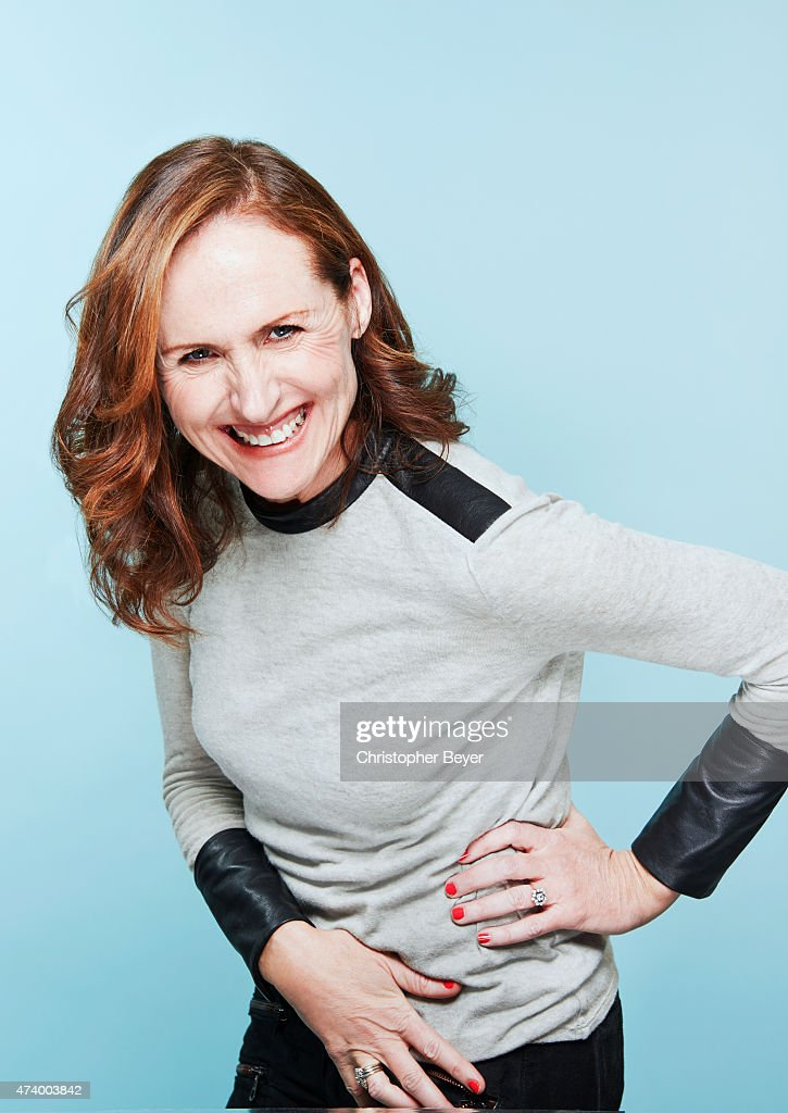 Actor Molly Shannon is photographed for Entertainment Weekly Magazine on January 25, 2014 in Park City, Utah.