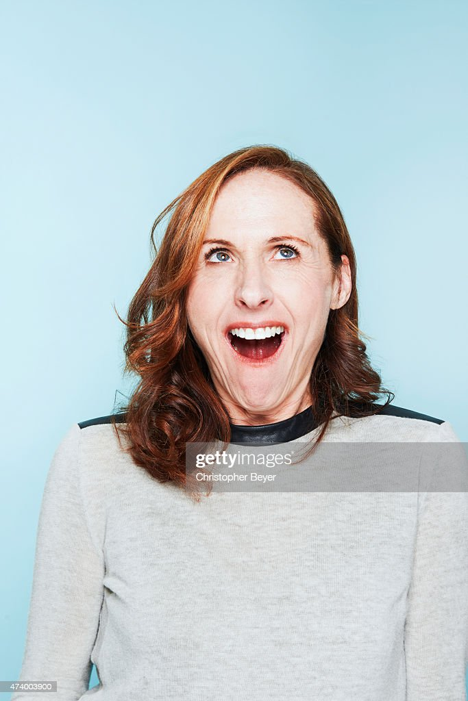 Actor <a gi-track='captionPersonalityLinkClicked' href=/galleries/search?phrase=Molly+Shannon&family=editorial&specificpeople=213534 ng-click='$event.stopPropagation()'>Molly Shannon</a> is photographed for Entertainment Weekly Magazine on January 25, 2014 in Park City, Utah.