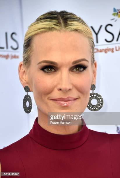 Actor Molly Sims attends the 16th Annual Chrysalis Butterfly Ball at a Private Residence on June 3 2017 in Los Angeles California