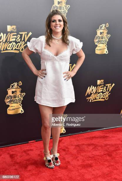 Actor Molly Tarlov attends the 2017 MTV Movie And TV Awards at The Shrine Auditorium on May 7 2017 in Los Angeles California