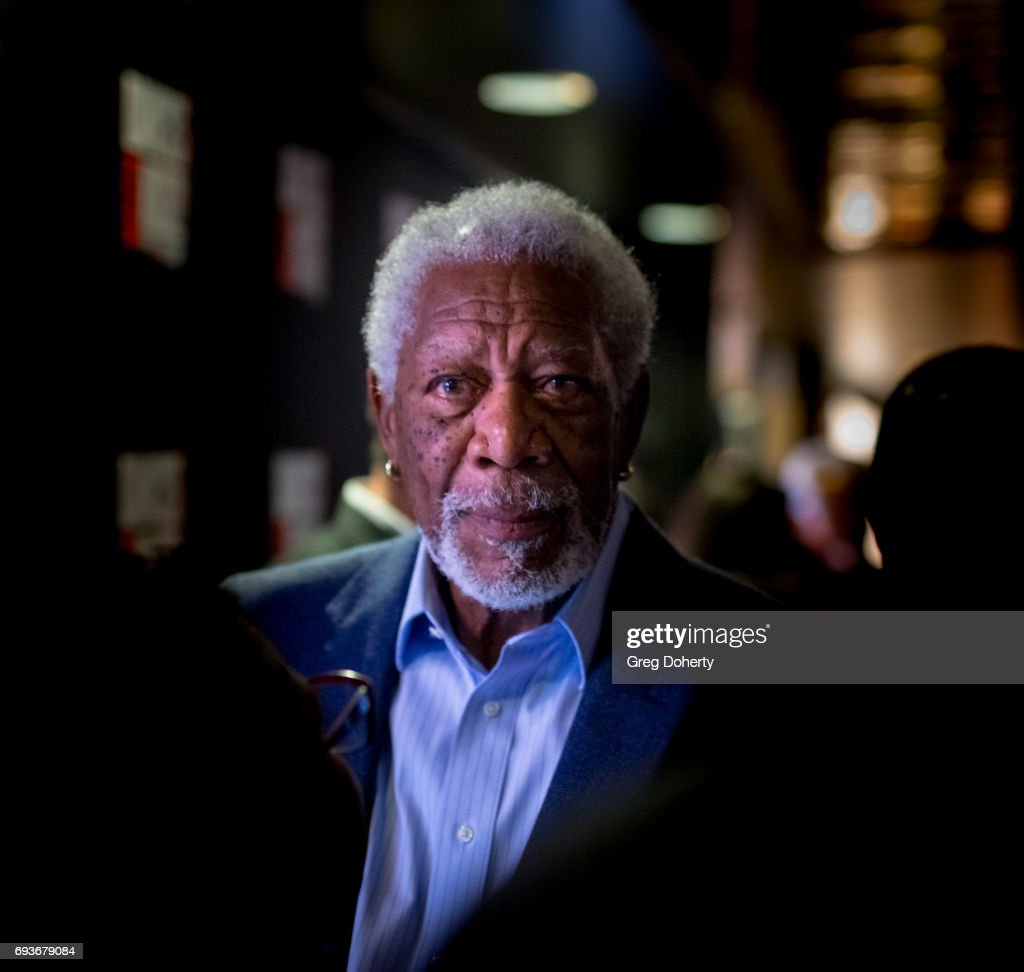 Actor Morgan Freeman attends the 'Landing Up' World Premiere during 20th Annual Dances With Films at TCL Chinese 6 Theatres on June 7, 2017 in Hollywood, California.