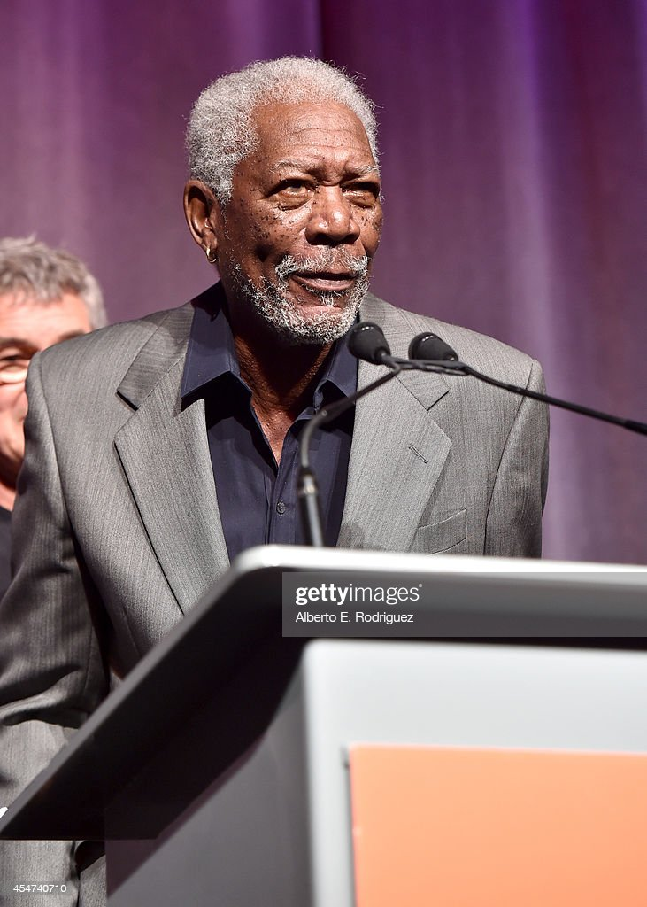 Actor Morgan Freeman attends the 'Ruth Alex' premiere during the 2014 Toronto International Film Festival at Roy Thomson Hall on September 5 2014 in...