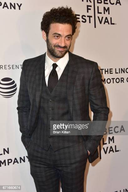 Actor Morgan Specter attends the 2017 Tribeca Film Festival 'Permission' screening at SVA Theatre on April 22 2017 in New York City