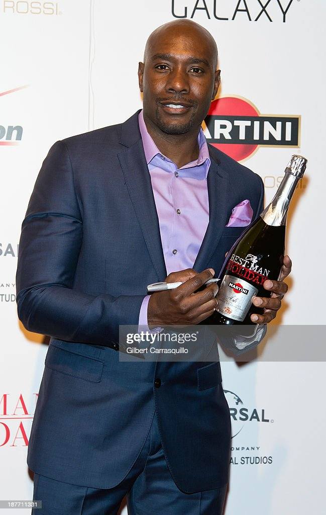 Actor <a gi-track='captionPersonalityLinkClicked' href=/galleries/search?phrase=Morris+Chestnut&family=editorial&specificpeople=707699 ng-click='$event.stopPropagation()'>Morris Chestnut</a> attends 'The Best Man Holiday' screening at Chelsea Bow Tie Cinemas on November 11, 2013 in New York City.