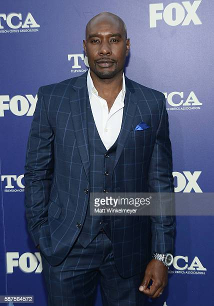 Actor DB Woodside attends the FOX Summer TCA Press Tour on August 8 2016 in Los Angeles California