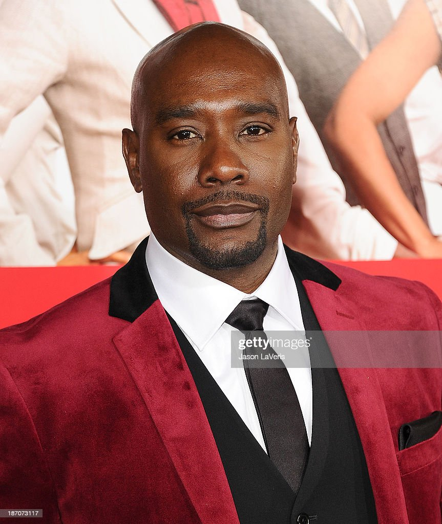 Actor <a gi-track='captionPersonalityLinkClicked' href=/galleries/search?phrase=Morris+Chestnut&family=editorial&specificpeople=707699 ng-click='$event.stopPropagation()'>Morris Chestnut</a> attends the premiere of 'The Best Man Holiday' at TCL Chinese Theatre on November 5, 2013 in Hollywood, California.