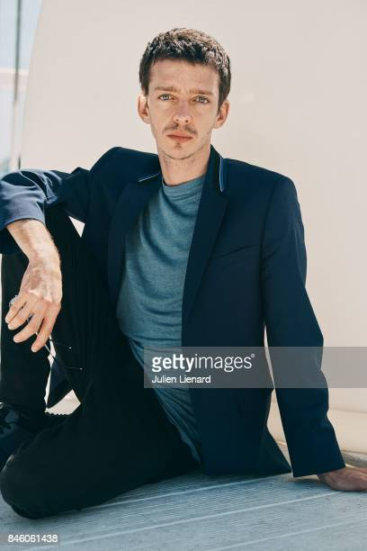 Actor Nahuel Perez Biscayart is photographed for Self Assignment on May 21 2017 in Cannes France